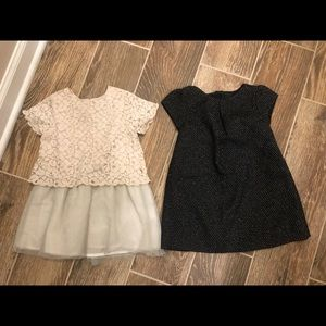 Other - LOT (both dresses included) Toddler girls dresses